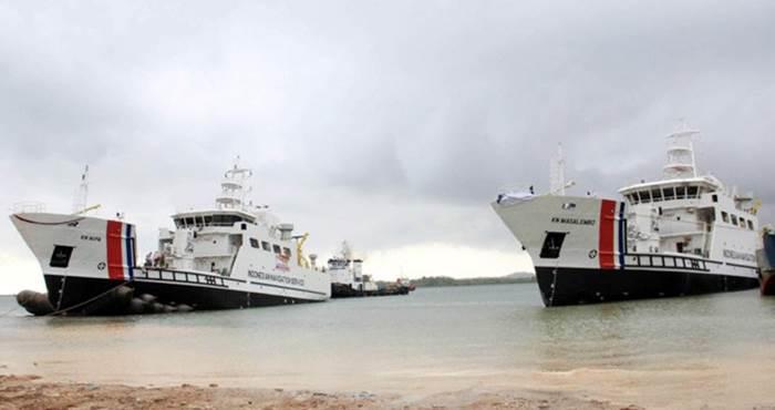 Perkuat Lalu Lintas Pelayaran, Kemenhub Kerahkan Dua Kapal Navigasi Baru